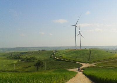Parco Eolico da 60 MW