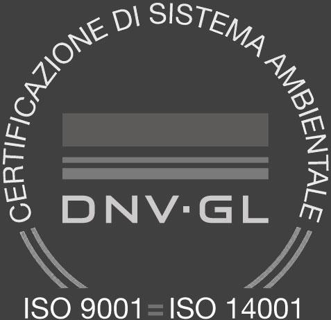 Montana Certificazione ISO 9001 ISO 14001