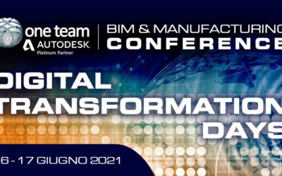 Digital Transformation Days – OneTeam BIM Conference